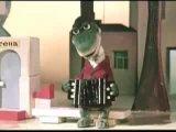 Песенка крокодила Гены про День Рожденья (Пусть бегут неуклюже...) на японском языке:)